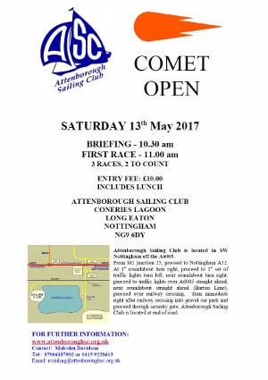 ASC Comet Open