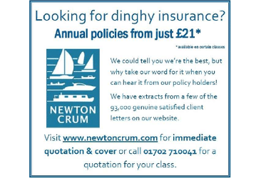 Newton Crumm advert