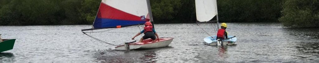 Junior Sailing at Attenborough Sailing Club