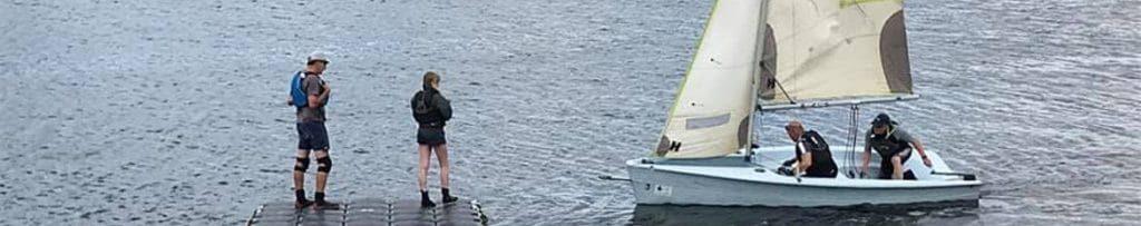 Learn to Sail at Attenborough Sailing Club