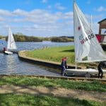 Casual Sailing Start